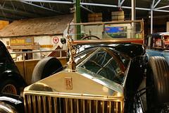 National Motor Museum & Beaulieu River