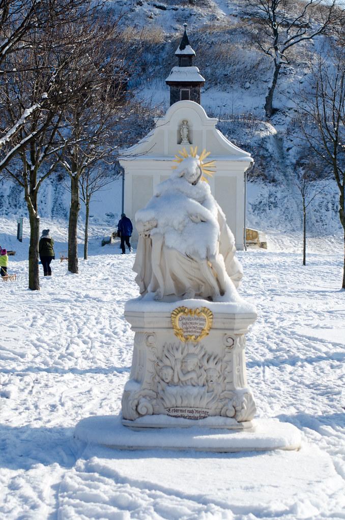 Nieve en Neusiedl-55
