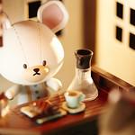 萬代全新『組裝』微縮模型「HACO ROOM(ハコルーム)」第一彈:小熊學校(くまのがっこう)