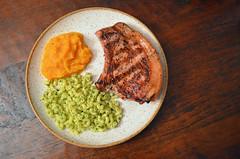 Grilled Pork Chop 01.18.17