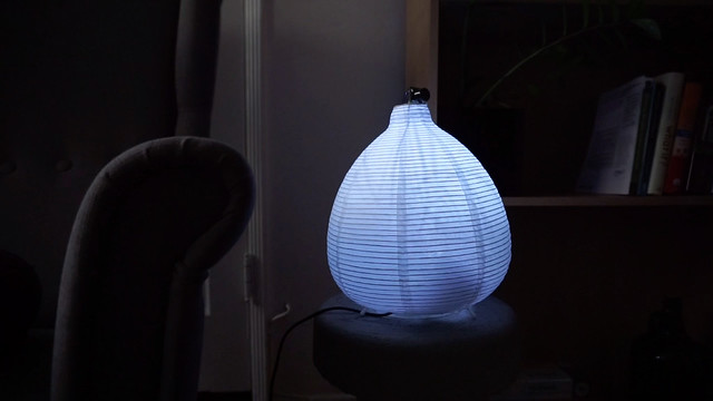 Moonlighting Lamp