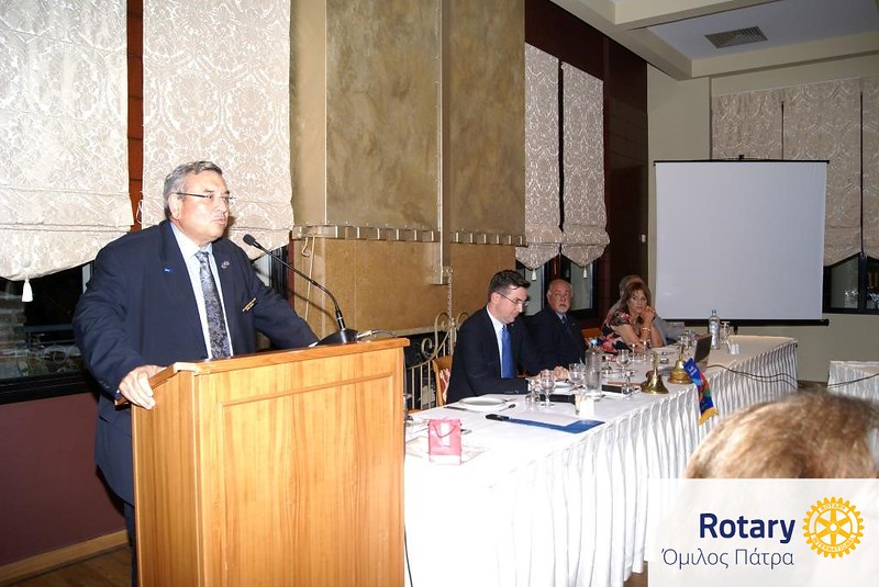 Αλλαγή ηγεσίας ΡΟ Πάτρα και επίσκεψη διοικητού της 2470 ΡΠ