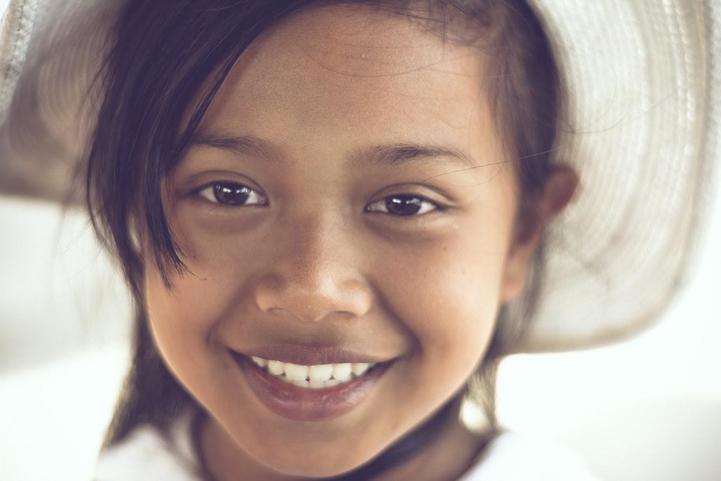 """3.- Retrato - JUN """"La niña de mis ojos"""""""