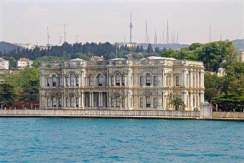 Palace on the Bosphorus