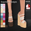 Bagatelle Wedges for FamouStation