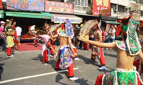 132 Procesion en honor a la diosa Matsu en Kaohsiung (66)