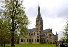Salisbury Cathedral 1. Nikon D3100. DSC_0044.
