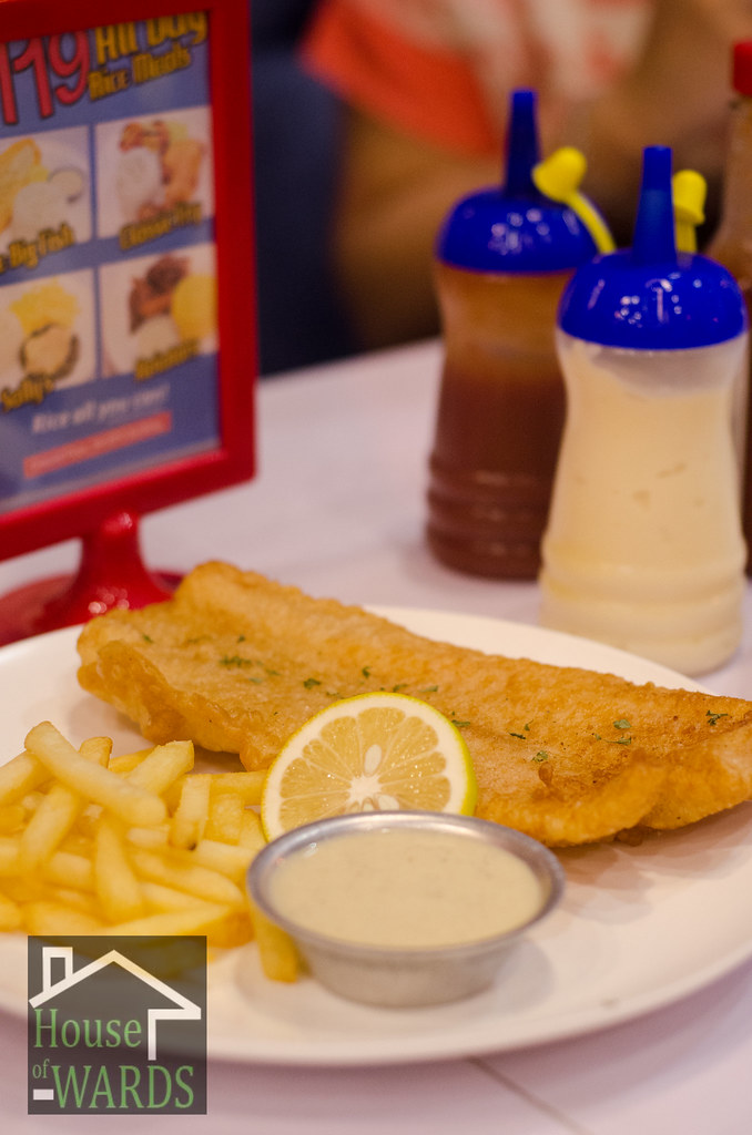 Dine 'n Dash Big Fish - Php119.00