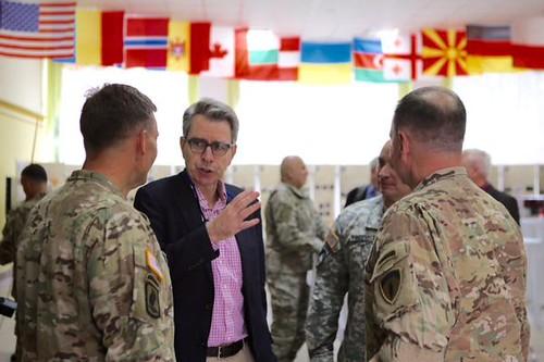 США надали українським силовикам допомоги на 200 млн.  доларів