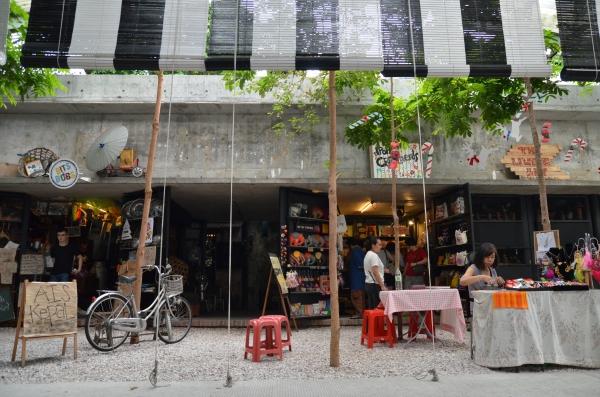 Heritage Walk Kong Heng