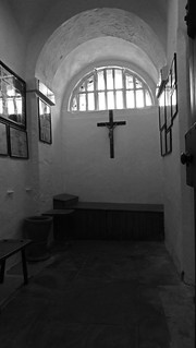 Kuva Littledean Jail. history museum death cross britain cell custody gloucestershire historic prison jail gloucester crucifix british gaol houseofcorrection littledeanjail houseofwhipcord hammerhouseofhorrors