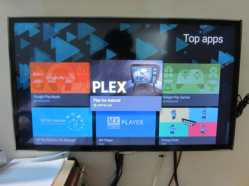 Nexus Player - Google Play Apps