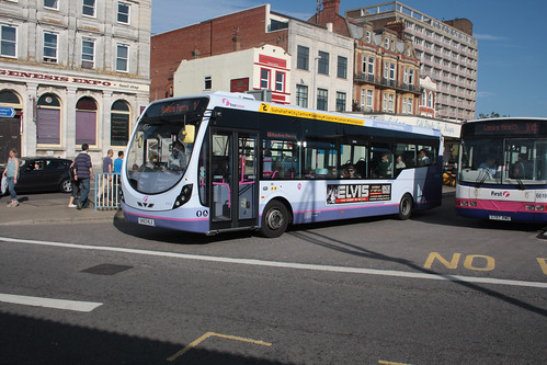 First Hampshire and Dorset 47415 SK63KLX