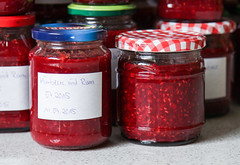 Raspberry Jam raspberries stories
