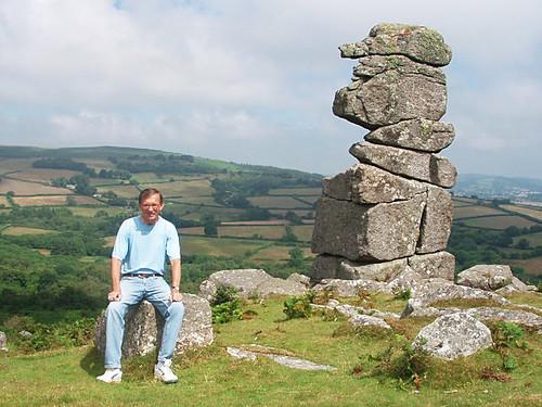 František Nepraš: Po stopách Sherlocka Holmese na dartmoorská blata