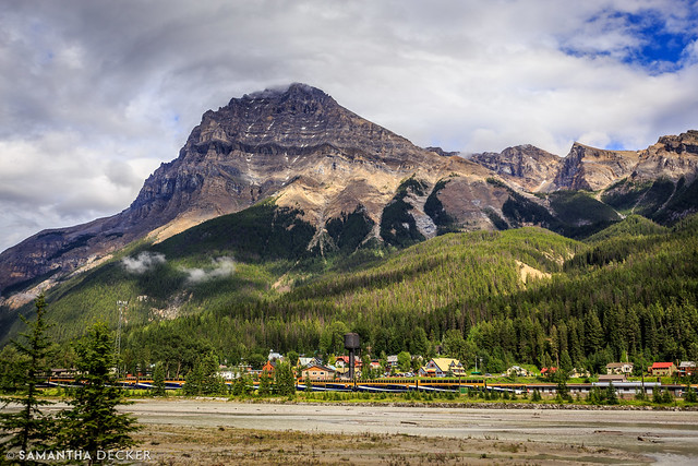 Field, British Columbia