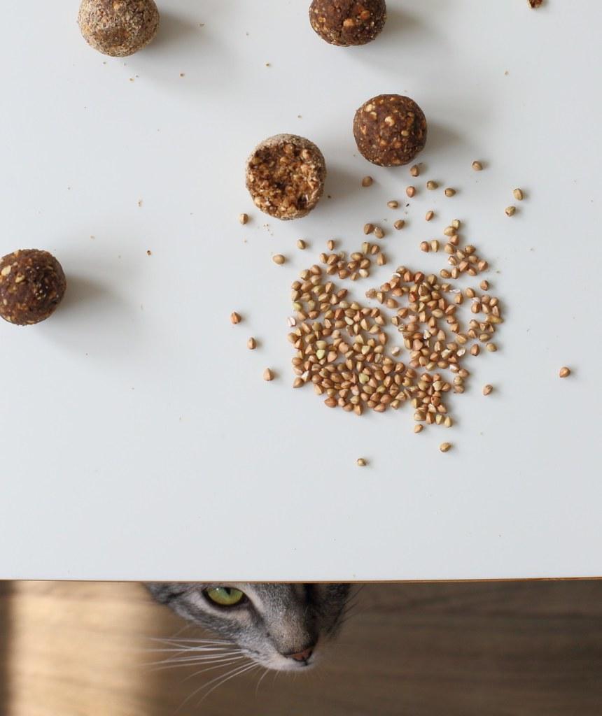 Buckwheat balls