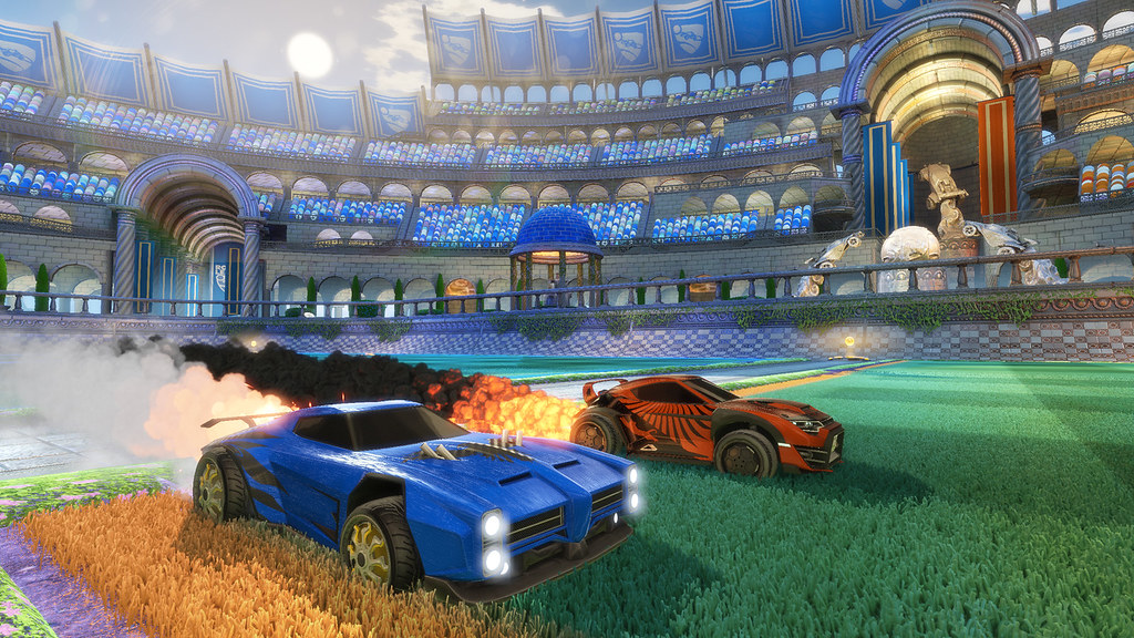 Rocket League: Supersonic Fury