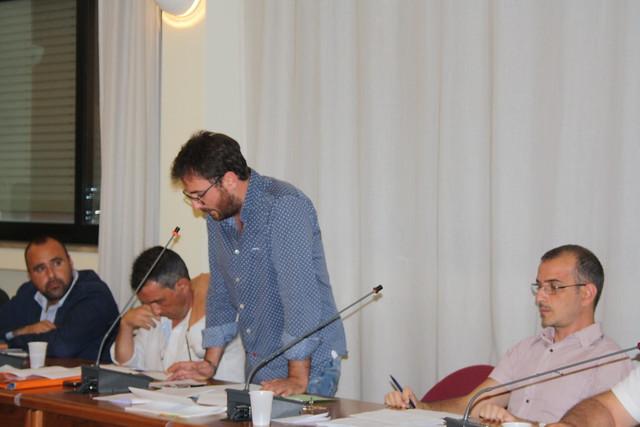 Casamassima-Nitti e i visi delusi durante il Consiglio del 29 luglio