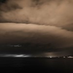25. Juuli 2015 - 23:59 - Shelf cloud su Trieste