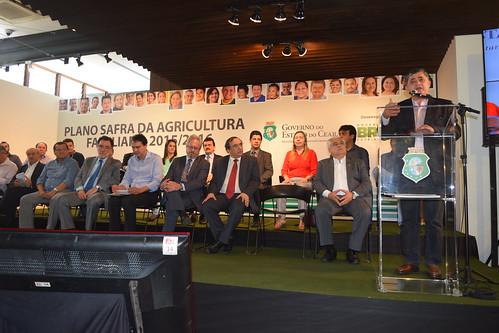 Lançamento do Plano Safra da Agricultura Familiar no Ceará