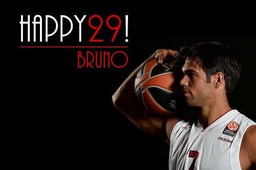 Happy 29 Bruno Cerella