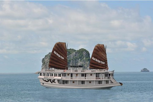Halong Tour With Royal heritage ( 2 Day/ 1 night) - @133$ /Person