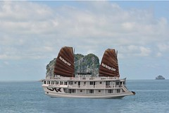 Halong Tour With Annam Junk ( 2 Day/ 1 night) - @125$ /Person