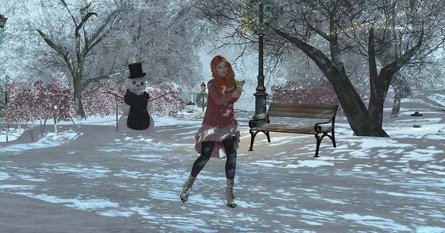 Skating @ Cheeky Tiramisu
