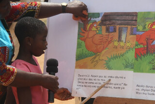 USAID in Ghana: 2016 Reading Festival