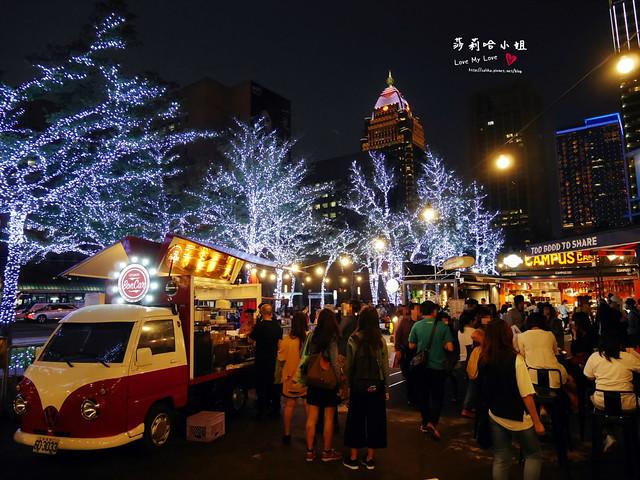 台北一日遊推薦COMMUNE A7信義區貨櫃市集攤位吃喝攻略 (17)