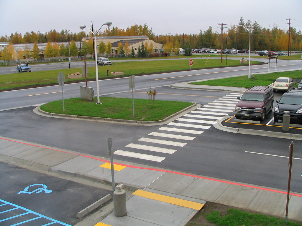 Anderson Elementary School Traffic Amp Site Improvements