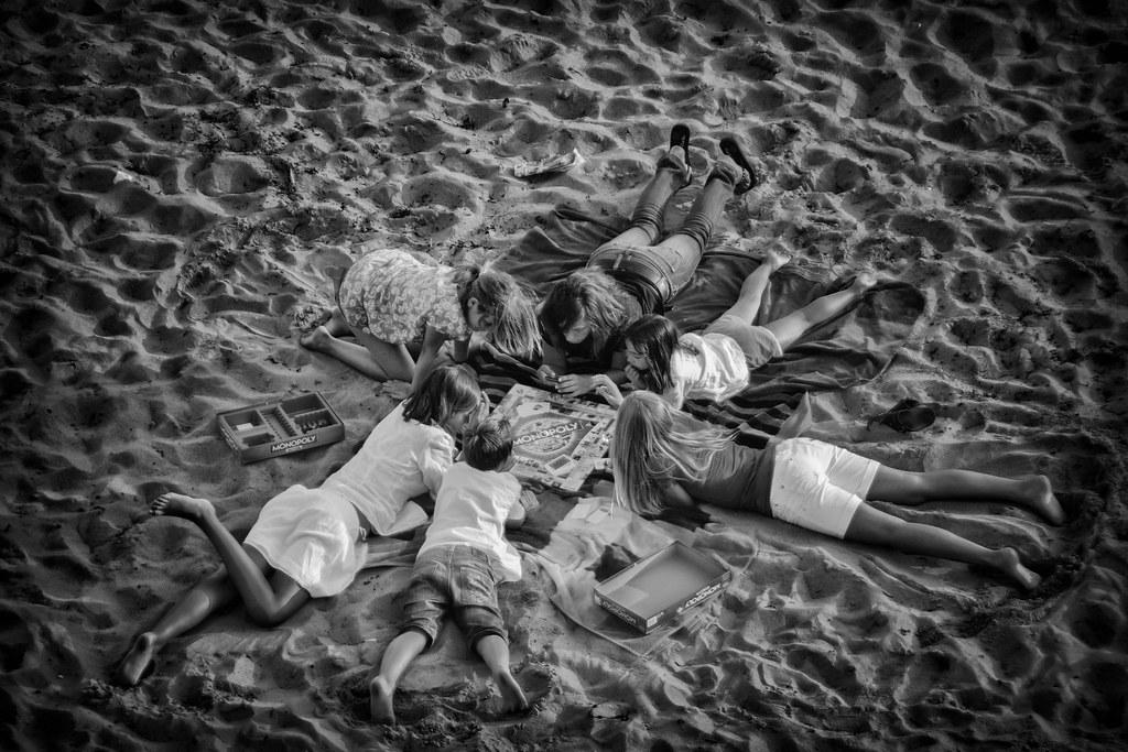 Le Beach Monopoly