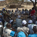 UNAMID Deputy Joint Special Representative-Protection, Bintou Keita, visits Sortony, North Darfur,