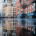 Big City Reflection. by Keith Vaughton