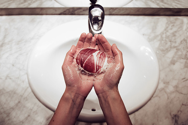 Jabón serrano