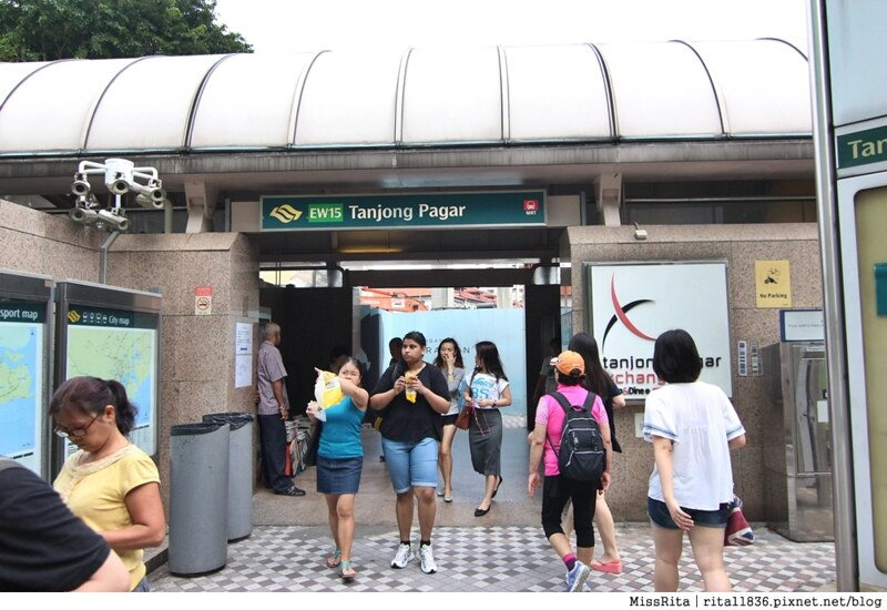 新加坡地標 新加坡好玩 魚尾獅公園 merlion park 新加坡地鐵1