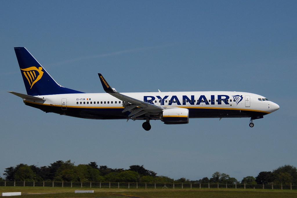 EI-FIM - B738 - Ryanair