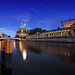 Berlin Museumsinsel - Skyline Panorama by FH | Photography
