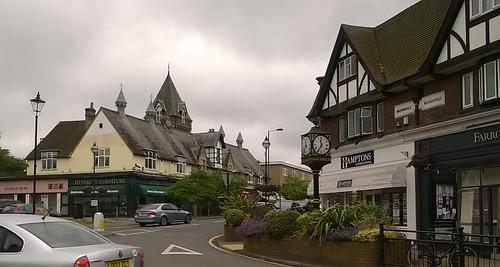 Sunningdale town centre