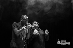 Black Grape - Beach Ballroom, Aberdeen - 05/07/15