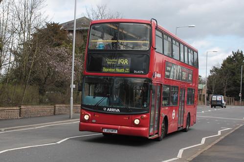 Arriva London South DLA376 LJ03MTF