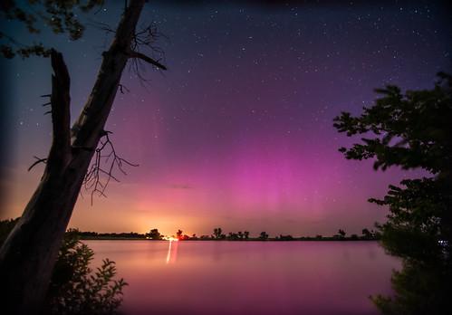 lake rural aurora kansas