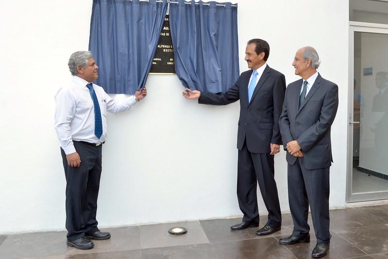 Lun, 06/29/2015 - 00:00 - Inauguración nuevo edificio Facultad de Ingeniería
