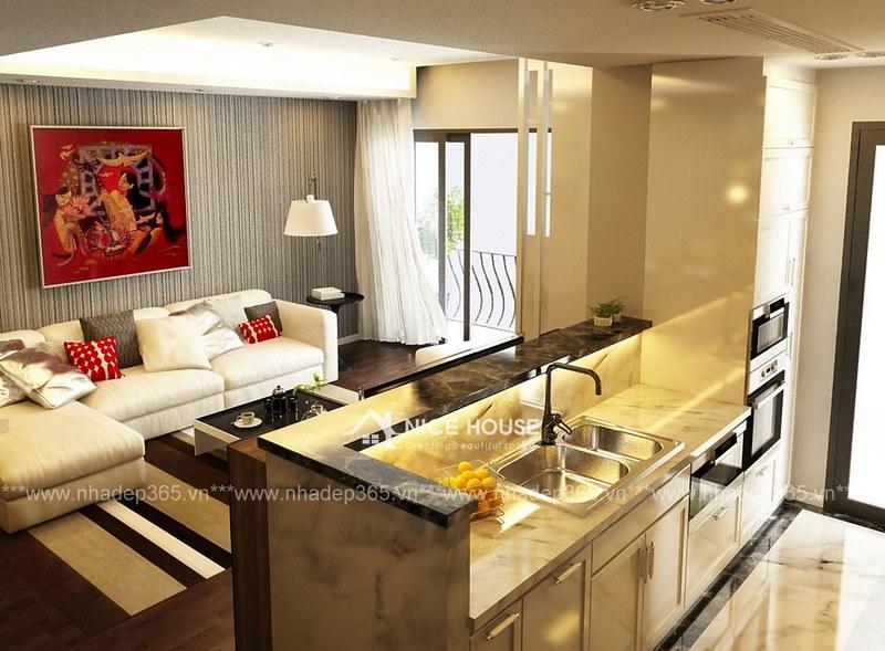 Thiết kế nội thất nhà anh Minh - Ngọc Khánh_09