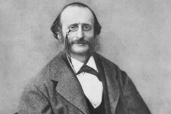 Оффенбах, Жак