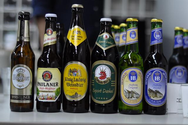 瓶ビール全6種