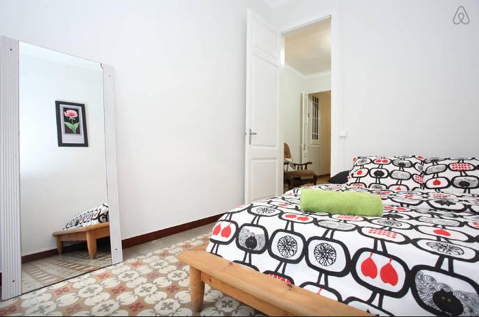 barcelona joel sagrada room