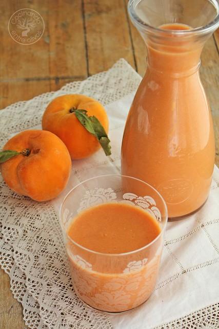 Gazpacho de melocoton www.cocinandoentreolivos.com (8)