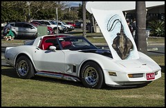 Clontarf Chev Classic Corvette Display-2015-2019
